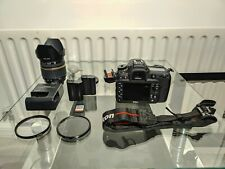 Nikon D7100 DSLR Camera Bundle w/ Tamron 17-50mm f2.8 lens 128GB SD Lowepro Bag