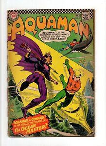 Aquaman #29 VINTAGE DC Comic Aqualad KEY 1st Ocean Master Silver Age 12c