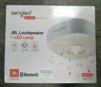 Sengled Pulse Wave - Surface Mount Bluetooth JBL Loudspeaker + LED Light