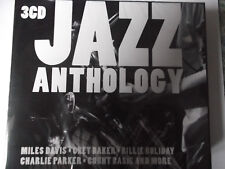 Jazz Anthology - Billie Holiday, Chet Baker, Charlie Parker, Miles Davis, Django