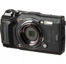 Olympus Tough TG-6 Digital Camera (Black) *Camera Only*