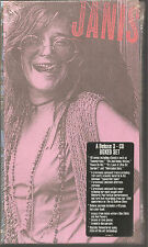 "JANIS JOPLIN ""Janis"" 3CD Box  sealed"