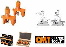 Set di 2 allineatori magnetici CMT per coltelli da pialla Codice : CMT792