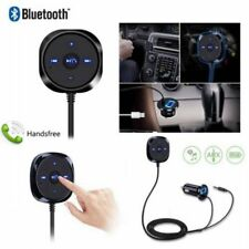 Bluetooth Handsfree Audio Music Receiver 3.5mm Adapter Car Kit AUX USB Charger S