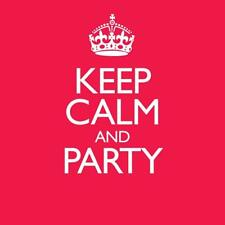 KEEP CALM + PARTY NEW 2CD Whitney Houston,Faithless,Little Mix,TLC Hits And More