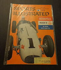 Sports Illustrated May 27, 1957 Jim Bryan, Reno Bertoia Tigers Infield May '57