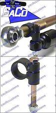 Saco Steering Damper Adapter Clamp On Mount For 1 Inch Diameter Tie Rod