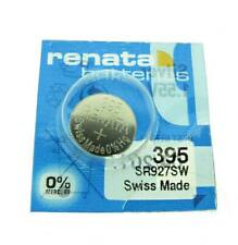 Renata 395 (SR 927 SW) Silver 1.55 V watch battery