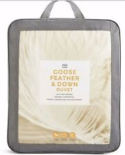 Marks & Spencer Goose Feather & Down 10.5 Tog Duvet M&S DOUBLE