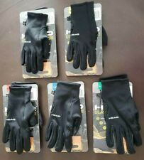 Head Sensatec Men's Ultrafit Touchscreen Running Gloves Black