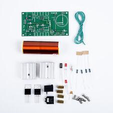 DIY Kit Electronic Tesla Coil Plasma Speaker Mini Music Loudspeaker Kit 15-24V