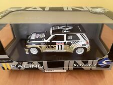 renault 5 1:18 Maxi Turbo 1985