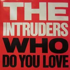 "The Intruders(7"" Vinyl)Who Do You Love-Streetwave-KHAN 34-UK-VG+/Ex"