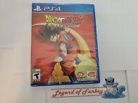 New * Dragon Ball Z KAKAROT - ps4  PlayStation 4 * Sealed * Dragonball Brand 5