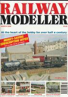 RAILWAY MODELLER Magazine February 2008 - Treneglos North Cornwall OO Gauge