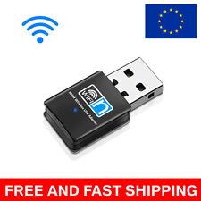 N 300Mbps Mini Wireless USB Wifi Adapter LAN Antenna Network 802.11n/g/b Nano LU