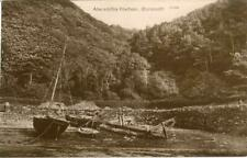 More details for real photographic postcard of aberamffra harbour, barmouth, merioneth, wales