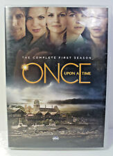 Once Upon a Time: The Complete First Season: Season 1 (DVD, 2012, 5-Disc Set)