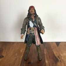 Pirates Of The Caribbean Captain Jack Sparrow 12 inch Articulating Figure