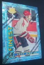1994-95 Finest RC Jeff O'Neill Card 162 with Protector