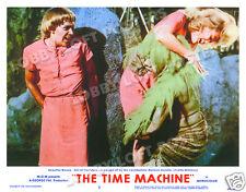 THE TIME MACHINE LOBBY SCENE CARD # 3 POSTER 1960 YVETTE MIMIEUX  MORLOCKS