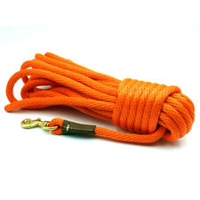 Outdoor Dog Supply Orange 50 ft. Check Cord