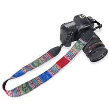 Vintage Camera Shoulder Neck Strap Sling Belt for Canon Sony Nikon SLR DSLR K8Y2