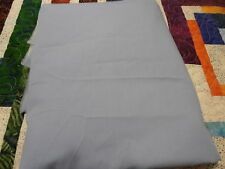 """OVER 60"""" WIDE COTTON FABRIC SKY BLUE COLOR 5 1/2 YARDS"""