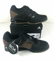 AC6976 Adidas Leistung 16 II Mens BOA Weightlifting Power Lifting Shoes Size 9.5