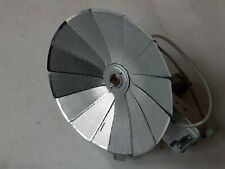 ASTER FLASH GUN B-C FAN TYPE FOLDING WITH BOX, CASE AND INSTRUCTIONS