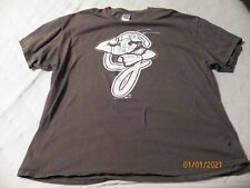 1 Greensboro Grasshoppers gray white t-shirt minor league baseball Pitt Pirates