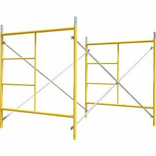 ScaffoldMart Bj-Style Scaffold Set - 5ft. x 5ft. x 7ft., Model# Bjl5X5Set7X48