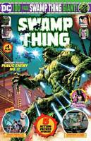 Swamp Thing Giant #4 (2020 Dc Comics) First Print Santucci Cover