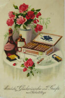 """""""Geburtstag, Zigarren, Rosen, Schnaps"""" 1931 ♥"""