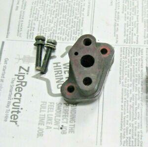 Tanaka THT-2120 Hedge Trimmer Carburetor Insulator Part 6689966, 4550650090