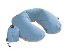 Cocoon Ultralight Inflatable Air-Core Neck Support Travel Pillow - Blue