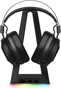 Razer NARI Essential Wireless 7.1 Surround Sound Gaming Headset + RGB for PC PS4
