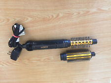 Conair CD160JBCS Hot Air Curling Brush w/ Extra Attachment
