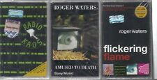 Roger Waters/Pink Floyd Lot Of Three Cassette Tapes New & Sealed