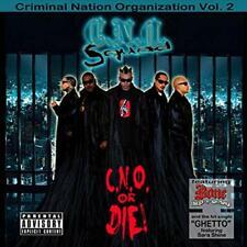 AC Killer & Bone - CNO Squad  - CNO OR DIE: Criminal Nation Organization Vol. 2