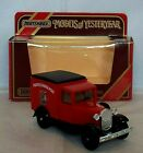 MATCHBOX Models of Yesteryear Y-22 1930 FORD MODEL A VAN CANADA POST Issue 2