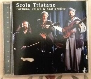 Fortuna, prisco, Scattaretico Scola tristano cd 2003 nr mint
