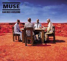 Black Holes & Revelations by Muse (CD, Jul-2006, Warner Bros.)