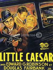 Little Caesar Vintage Movie Poster -24x36