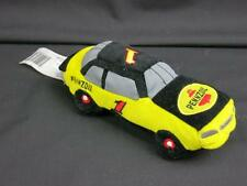 NASCAR PENNZOIL LOGO # 1 CAR YELLOW BLACK SPEED RACER PLUSH STUFFED TOY