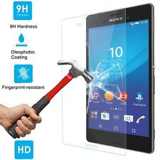 Ultra Thin HD Tempered Glass Protective Screen Cover for Sony Xperia M4 Aqua