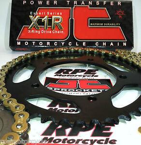 JT Steel X-Ring Drive Chain 525 X1R 116 L HONDA CBF600 N 2004-2007