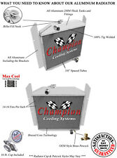 1949 50 51 52 Studebaker Truck Champion 3 Row Core Alum Alliant Radiator