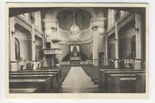 AK Wien XIII, Erziehungsanstalt, Am Rosenhügel, Kirche