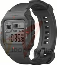 Smartwatch Amazfit Neo Retrò Black Activity e Cardio Tracker